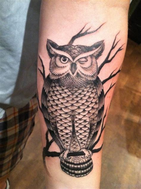 tattoo owl on arm bird tattoos tattoo designs tattoo pictures page 97