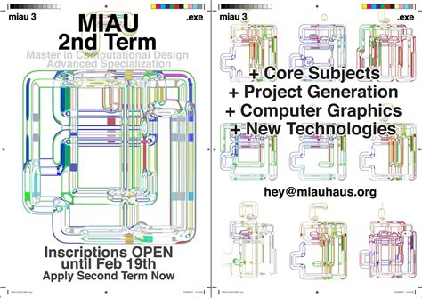 term master rhino news etc miau 2nd term master in computational