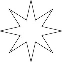 Seven Point Outline by Clipart Etc