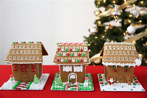 gingerbread house decorating evite