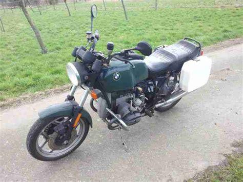 Bmw Motorrad Gebraucht Polizei by Bmw R 65 Polizei Bundesgrenzschutz Motorrad Bestes