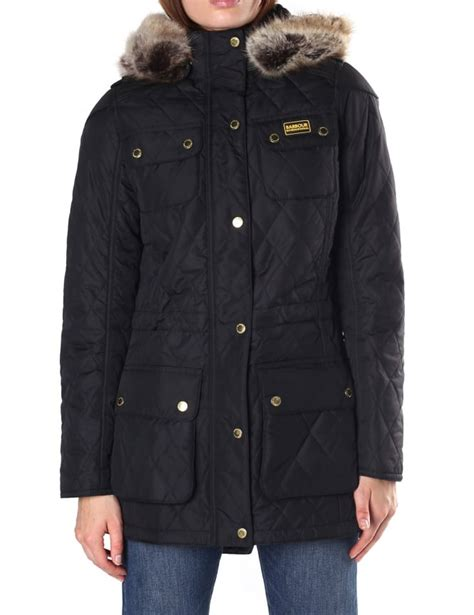 Outerwear Quilted Jackets by Barbour S Enduro Quilted Jacket