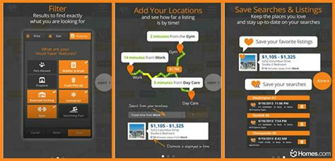 Homes For Rent App by Homes 174 Launches Rentals Mobile App For Ios7 And
