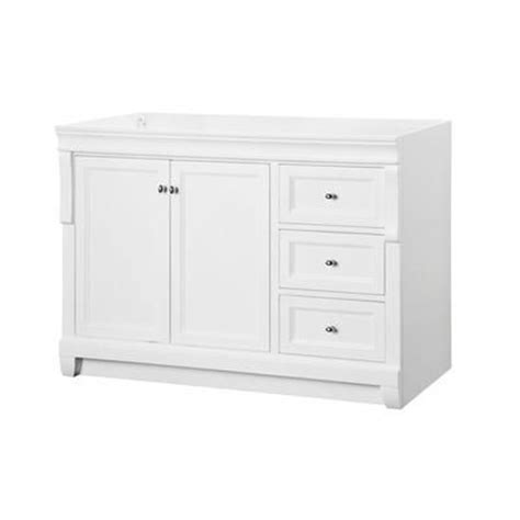 48 quot white vanity 699 home depot bathroom reno
