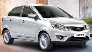 tata zest service schedule spares parts maintenance costs  india