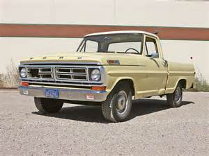 1972 Ford F100 1972 Ford F 100 Truck Project Car Rod Network