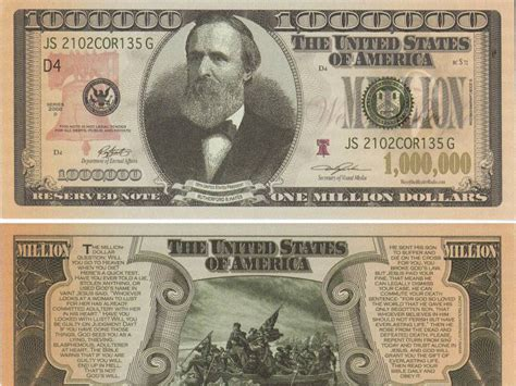 bill million one million dollar bill real what can 1 000 000 buy you