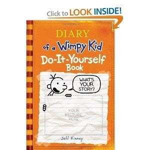 Diary of a wimpy kid do it yourself book loading solutioingenieria Images