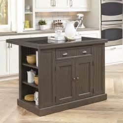 home styles stockbridge kitchen island overstock tags custom islands with breakfast bar