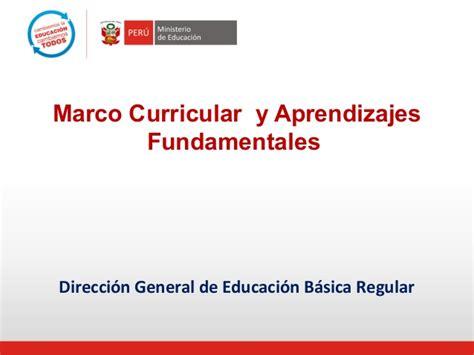Marco Curricular Y Aprendizajes Fundamentales Jose Encinas | marco curricular y aprendizajes fundamentales jose encinas
