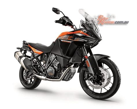 2017 KTM 1090 Adventure revealed   Bike Review