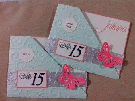 tarjetas de quince anos tarjetas de quince a 241 os modelo butterfly invitaciones