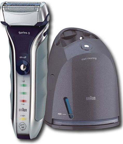 precision comfort systems braun 570cc mens shaver series 5 precision comfort blades