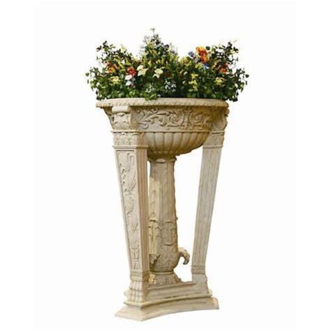 Pedestal Urn Planter by Magnificent Palisades Garden Urn Planter W Pedestal 50