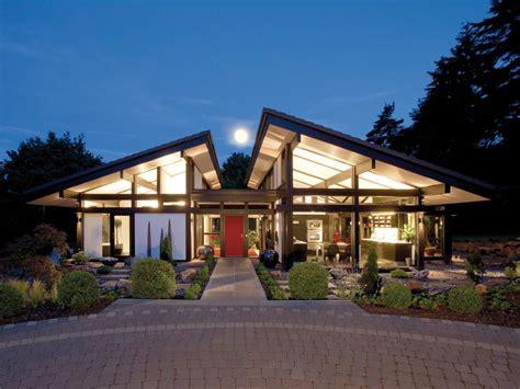 modern a frame houses modern house plan modern house plan