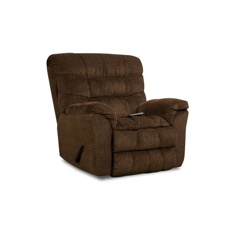 chocolate recliner rent to own aegean chocolate recliner bestway rent to own