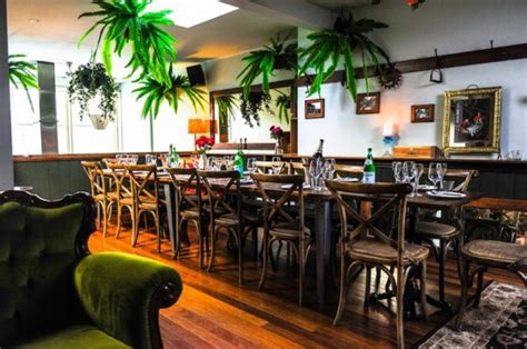 The Cottage Bar And Kitchen by Balmain S Beaut The Cottage Bar And Kitchen Taste For Travel