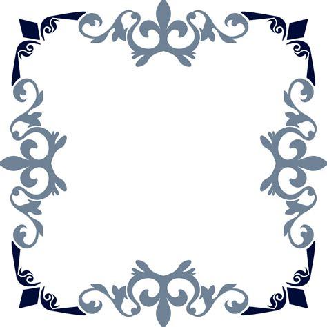 C Frame 2 delfts blauw frame 2 alleenmaarstickers nl