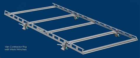 System One Rack by System One Ladder Racks