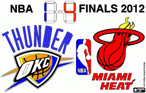 nba finals coloring pages nba finals 2012 coloring page printable nba finals 2012