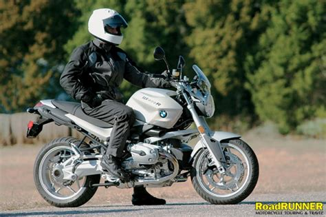 BMW R1200R   RoadRUNNER Motorcycle Touring & Travel Magazine