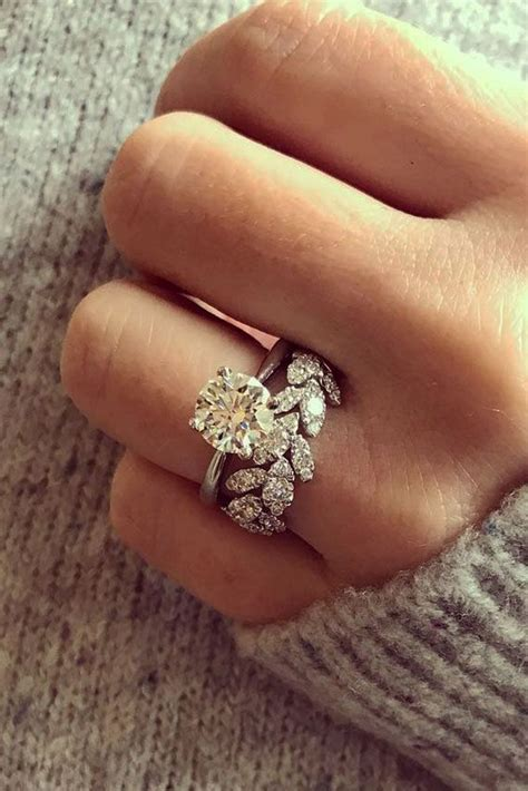 51 best 2018 Engagement Ring Trends images on Pinterest