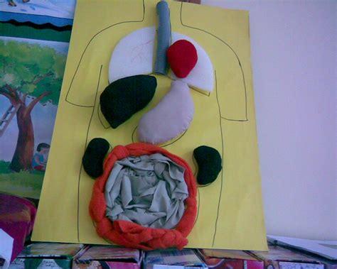 Human Crafts Idea For Kindergarten And Homeschool