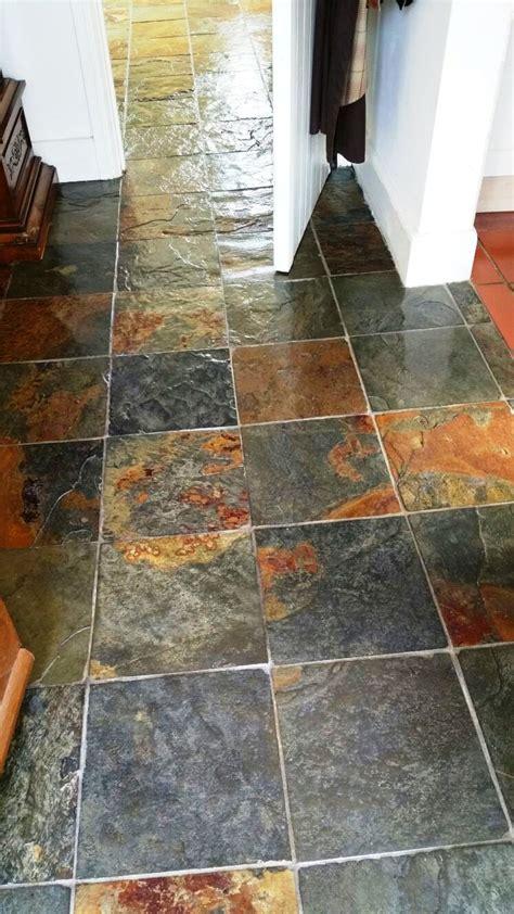 how to clean slate tile floors tile design ideas