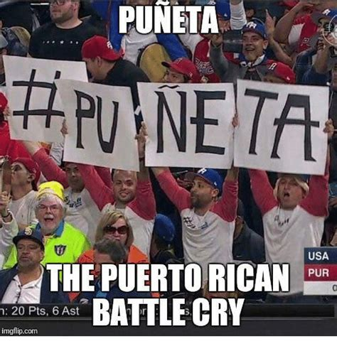 Neta Meme - puneta neta usa the puertorican a pur battle cry n 20 pts