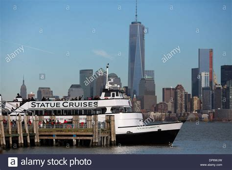 free boat to statue of liberty statue cruises ferry boat mored at the statue of liberty