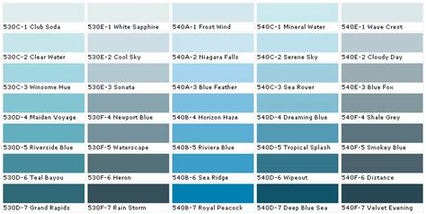blue paint swatches behr colors behr interior paints behr house paints colors paint