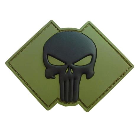 Patch Pacth Rubber Punisher Putih Patch Velcro 92 best morale airsoft patches images on