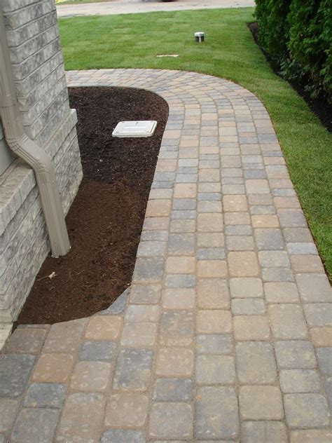 Installing Paver Patio Paver Patio Installation Kunco Landscape