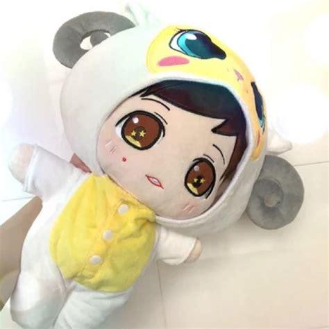 Po Exo Baekhyun Doll exo doll lay exoluxion sheep bulletin board preorders on