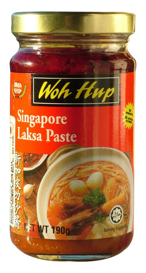 Singapore Laksa Paste Singapore Laksa Paste Nv