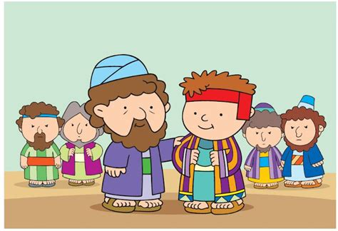 film kartun cerita nabi yusuf sekolah minggu ceria yusuf penguasa di mesir