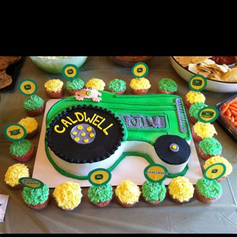 Deere Baby Shower Cakes by Deere Baby Shower Cake For My