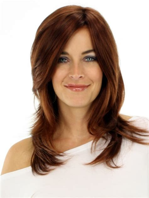 layered medium length hairstyles over 40 16 striking layered hairstyles for medium length hair
