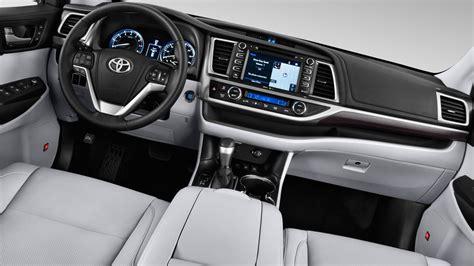 nissan highlander interior 2019 toyota highlander interior design toyota car