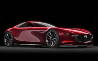 Madza Cars Mazda Reveals Rx Vision Concept