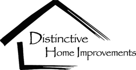 energy home improvements distinctive home improvements