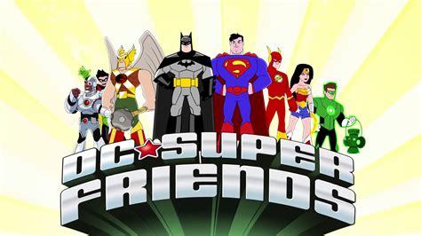 friends imagenes comic de friends h 233 roes animados dc friends