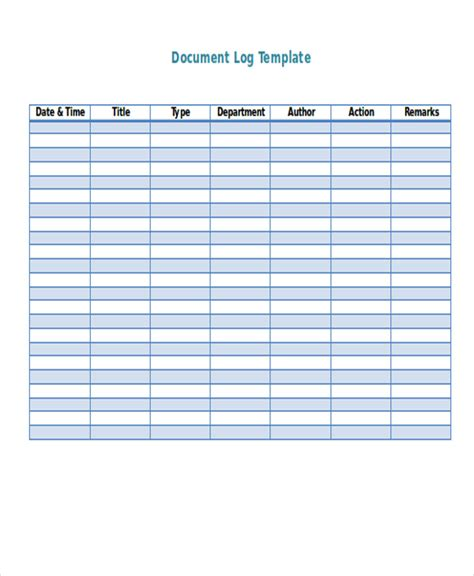 customer template customer log template free premium templates