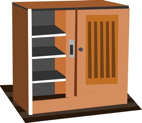 Cupboard Open Clipart Cupboard