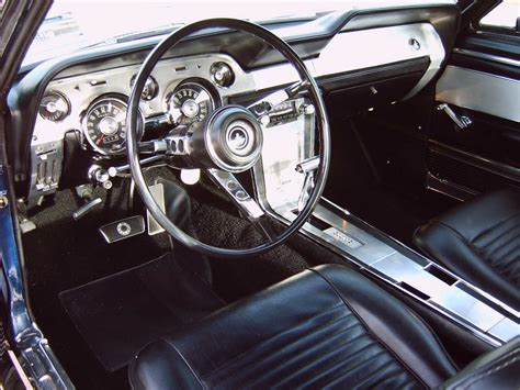 1967 Mustang Fastback Interior 1967 ford mustang interior pictures cargurus