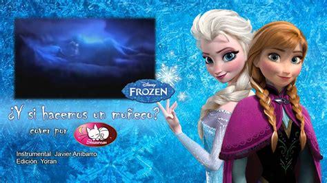 imagenes terrorificas de frozen frozen y si hacemos un mu 241 eco cover espa 241 ol latino