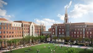 Private Dining Rooms Los Angeles usc is building a new 650 million village on campus
