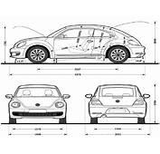Nouvelle Coccinelle De Volkswagen 2012 La Voiture