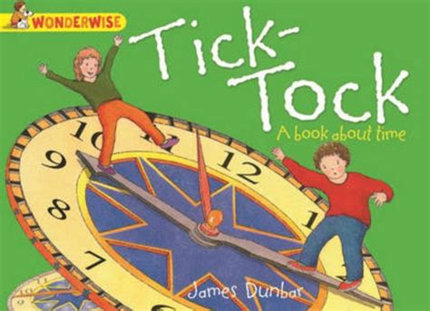 wonderwise tick tock a book about time scholastic shop