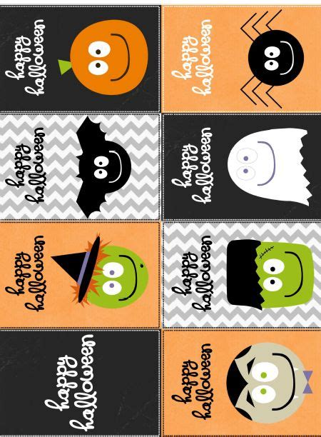 printable stickers for halloween 236 best free halloween printables images on pinterest